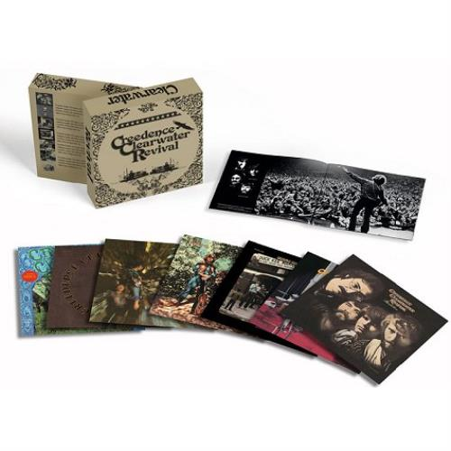 Creedence clearwater revival creedence clearwater revival [40th.