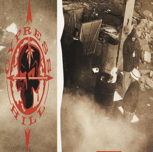 CYPRESS HILL - Cypress Hill - CD
