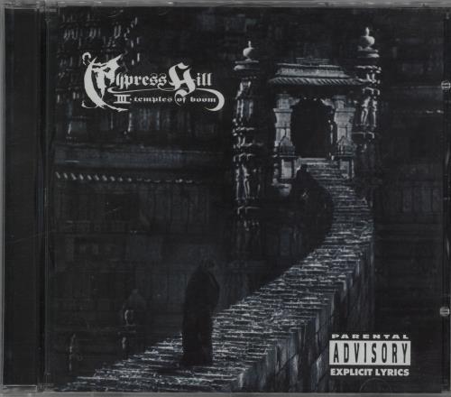 CYPRESS HILL - III (Temples Of Boom) - CD