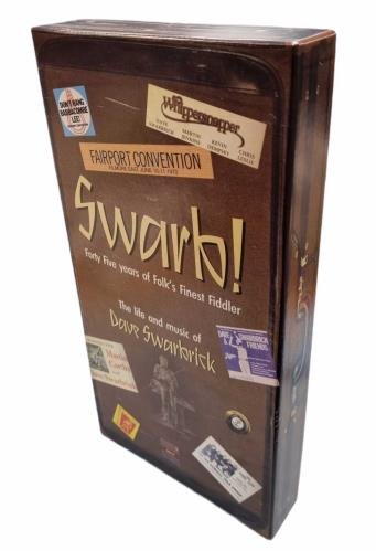 SWARBRICK, DAVE - Swarb! Forty Five Years of Folk's Finest Fiddler - Others