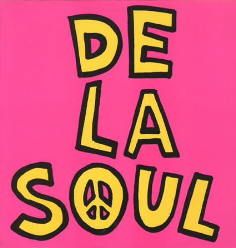 DE LA SOUL - Me Myself And I - 12 inch 33 rpm