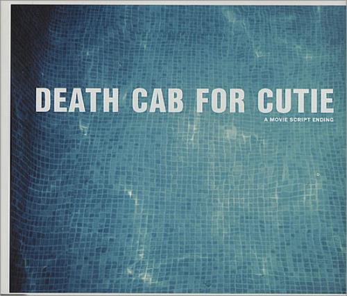 death cab for cutie a movie script ending uk 5quot cd single