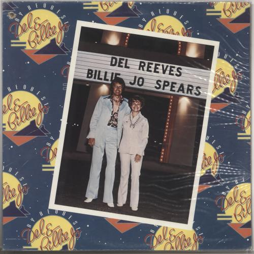 REEVES, DEL - Del & Billy By Request - Maxi 33T