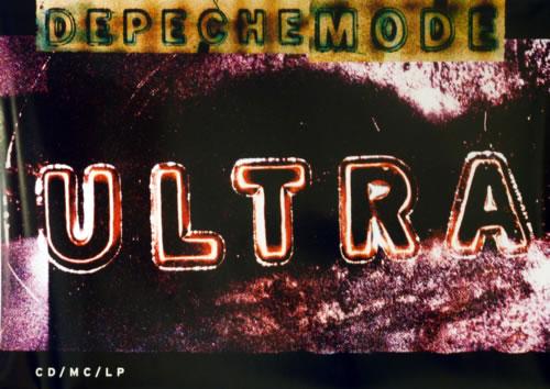 Depeche Mode Ultra