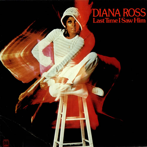 Diana Ross Discography >> Diana Ross Last Time I Saw Him USA Vinyl LP Record M812V1 Last Time I Saw Him Diana Ross 498020