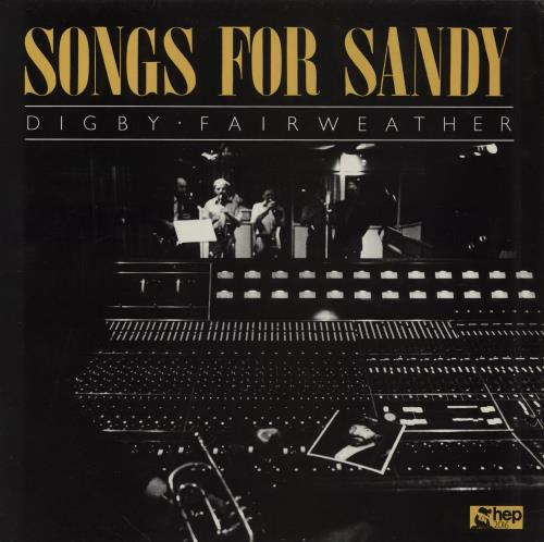 FAIRWEATHER, DIGBY - Songs For Sandy - 12 inch 33 rpm