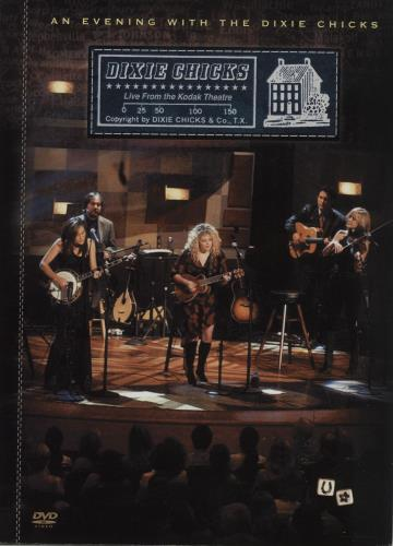 DIXIE CHICKS - An Evening With The Dixie Chicks - Live From The Kodak Theatre - DVD