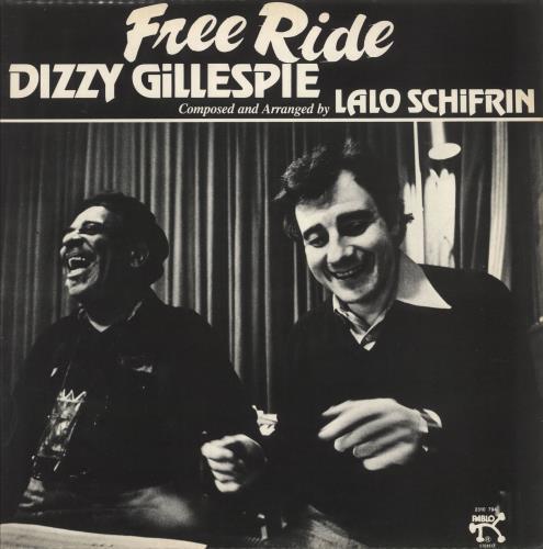 GILLESPIE, DIZZY - Free Ride - Maxi 33T