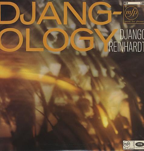 REINHARDT, DJANGO - Djangology - Maxi 33T