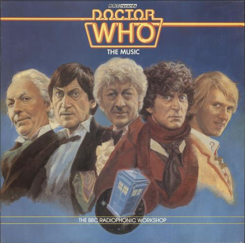 DOCTOR WHO - Doctor Who - The Music - Maxi 33T