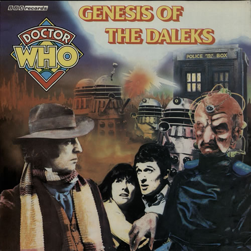 DOCTOR WHO - Genesis Of The Daleks - Maxi 33T