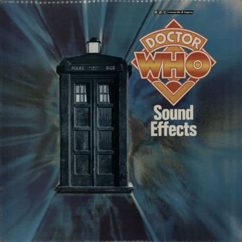 DOCTOR WHO - Sound Effects - 12 inch 33 rpm