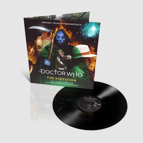 DOCTOR WHO - The Visitation - Maxi 33T