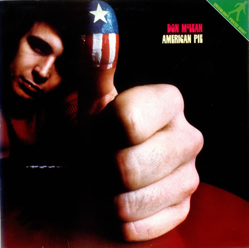 american pie by don mclean Lyrics to 'american pie' by don mclean: and the three men i admire most the father, son, and the holy ghost they caught the last train for the coast the day.