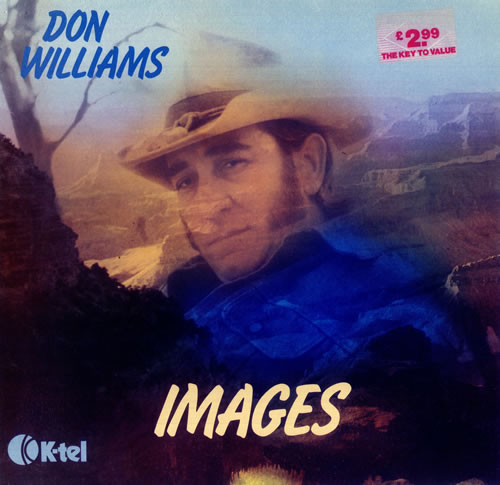 Don Williams Images Uk Vinyl Lp Record Ne1033 Images Don