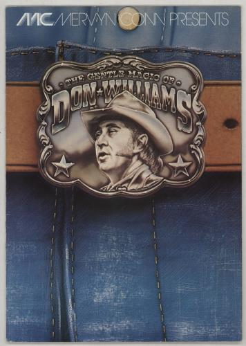 WILLIAMS, DON - The Gentle Magic Of Don Williams - Autres