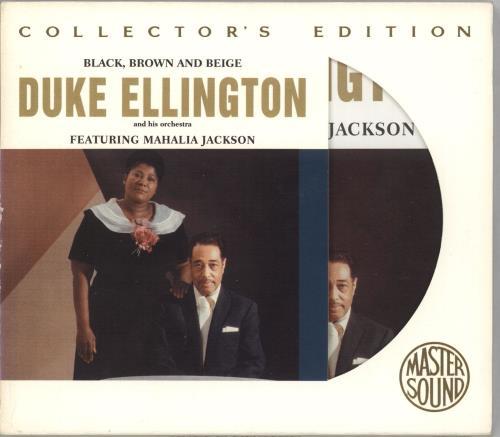 ELLINGTON, DUKE - Black, Brown And Beige - CD