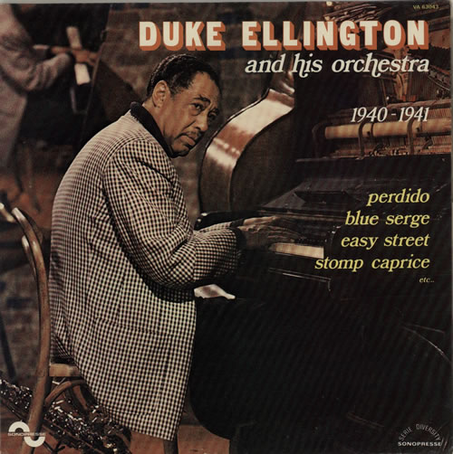 Ellington, Duke Duke Ellington And His Orchestra 1940 - 1941