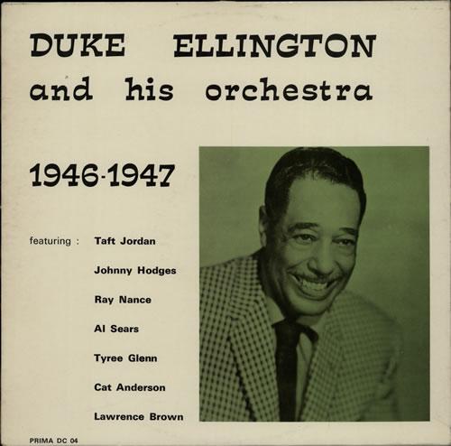Ellington, Duke Duke Ellington And His Orchestra 1946 - 1947