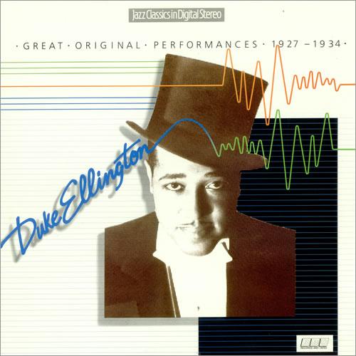 ELLINGTON, DUKE - Great Original Performances 1927 - 1934 - 12 inch 33 rpm