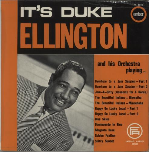 ELLINGTON, DUKE - It's Duke Ellington - Maxi 33T