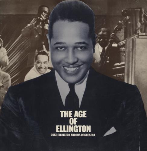 ELLINGTON, DUKE - The Age Of Ellington + Booklet - 12 inch 33 rpm