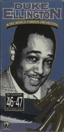 ELLINGTON, DUKE - The ''Collection'' '46-47 Recordings - Autres