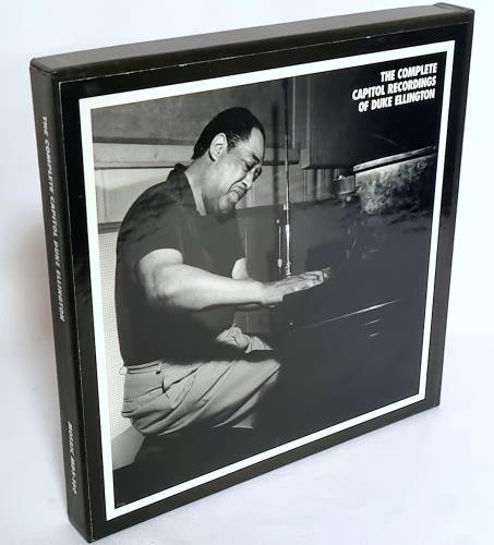 ELLINGTON, DUKE - The Complete Capitol Recordings Of Duke Ellington - Others