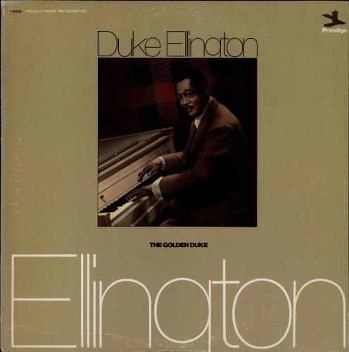 ELLINGTON, DUKE - The Golden Duke - 12 inch 33 rpm