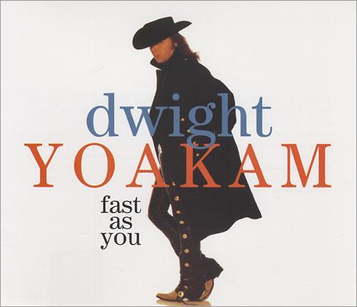 YOAKAM, DWIGHT - Fast As You - CD