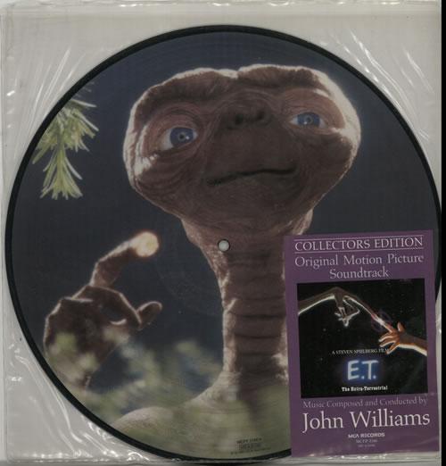 E.T. - E.T. - The Extra-terrestrial + insert - Maxi 33T
