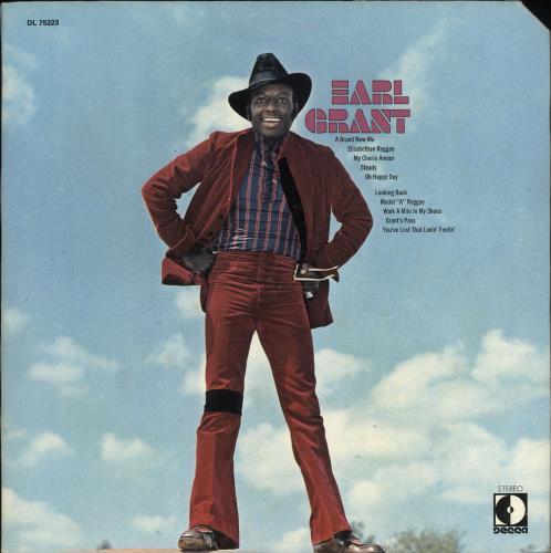 GRANT, EARL - Earl Grant - 12 inch 33 rpm
