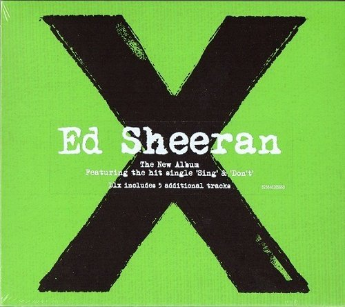 Ed sheeran x deluxe edition rar