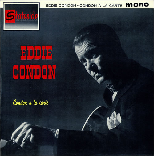 CONDON, EDDIE - Condon A La Carte - Maxi 33T