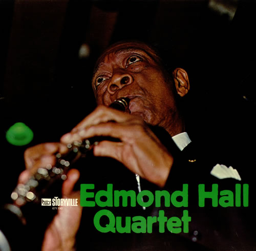 HALL, EDMOND - Edmond Hall Quartet - 12 inch 33 rpm