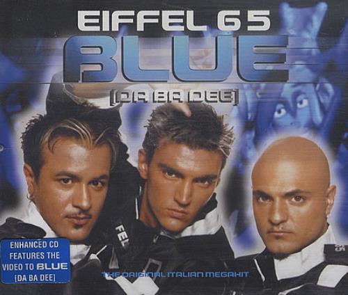 Eiffel 65 Blue (Da Ba Dee)