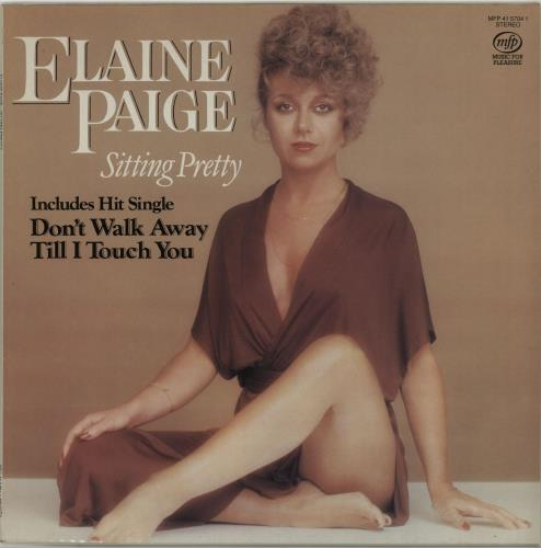 PAIGE, ELAINE - Sitting Pretty - 12 inch 33 rpm