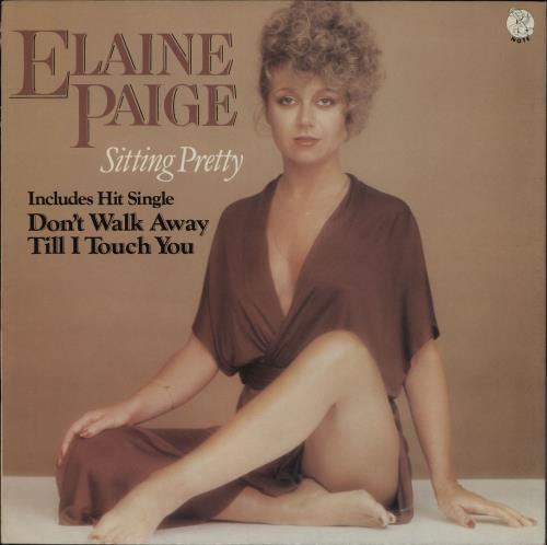 PAIGE, ELAINE - Sitting Pretty - Maxi 33T