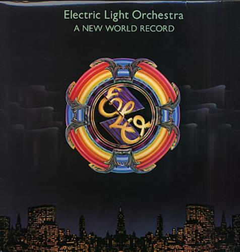 Electric Light Orchestra A New World Record + Inner
