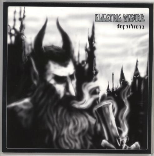 Electric Wizard Dopethrone - Crystal Clear Vinyl