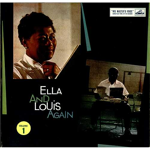 Ella Fitzgerald Amp Louis Armstrong Ella And Louis Again Uk
