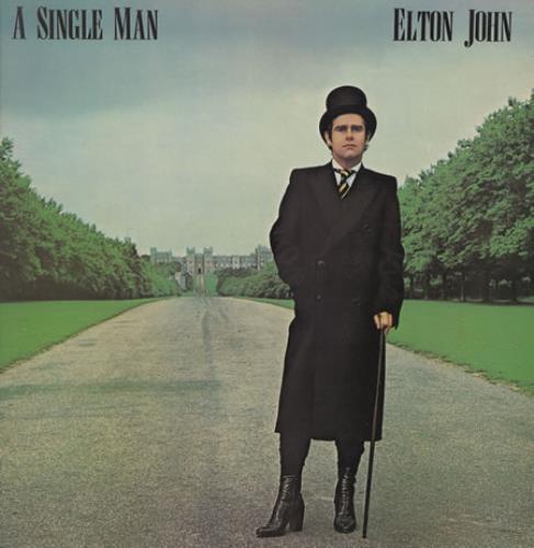 John, Elton A Single Man