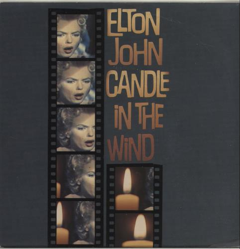 John, Elton Candle In The Wind