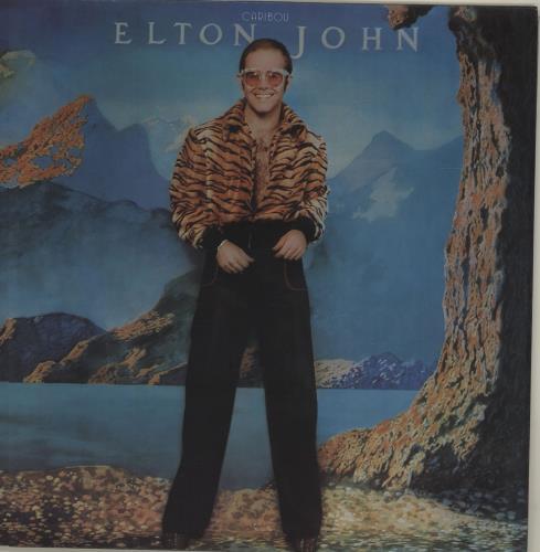 John, Elton Caribou - Brown Vinyl
