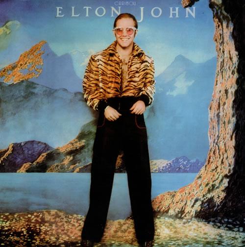 John, Elton Caribou - Turquoise Vinyl
