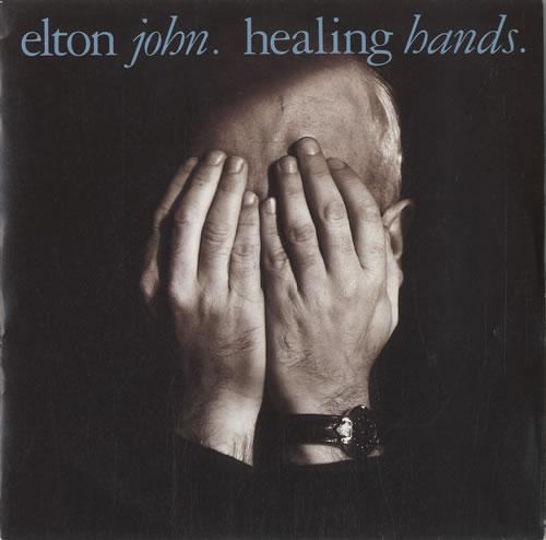 John, Elton Healing Hands - Injection label