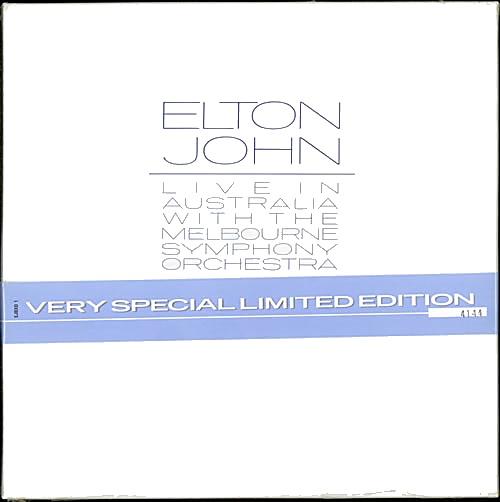 john, elton live in australia - complete