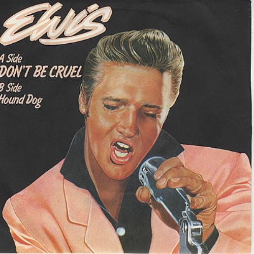 Elvis Presley Don T Be Cruel Uk 7 Vinyl Record Pb9265 Don T Be Cruel Elvis Presley 242264