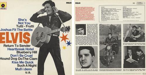 Elvis Presley - Golden Filmhits