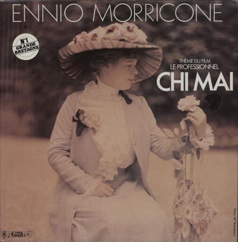 MORRICONE, ENNIO - Chi Mai - 12 inch 33 rpm